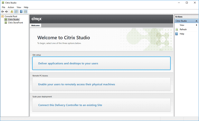 Simple Citrix XenApp Install and Deployment – Step-by-Step