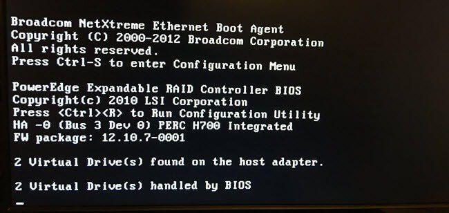 Fix RAID Adapter – Unrecoverable Error on Dell PowerEdge Server