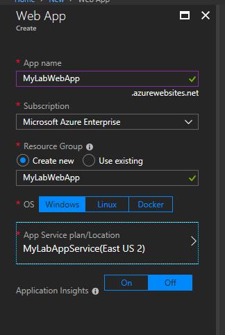 Microsoft Azure App Service Introduction
