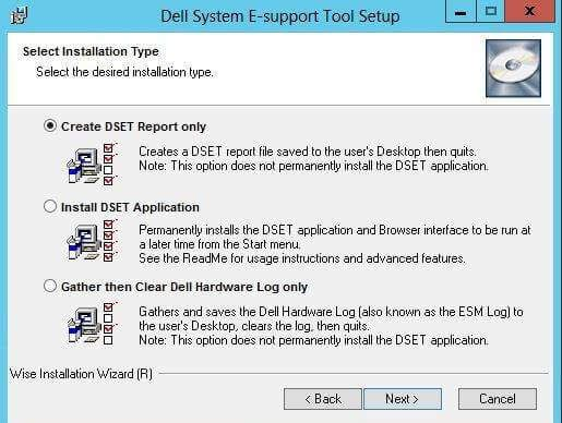 Dell Dset Utility Default Password