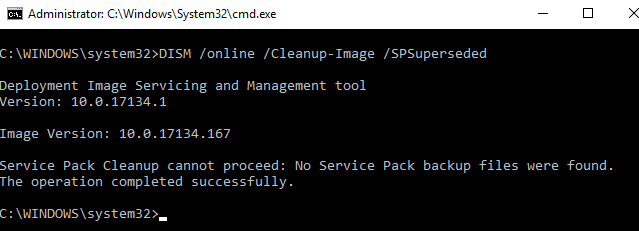 Advanced Windows System Cleanup Commands – SFC and DISM