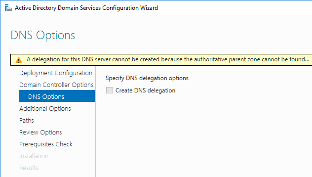 Installing and Configuring Active Directory Domain Services