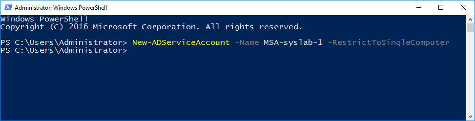 Explanation of Service Principal Names in Active Directory