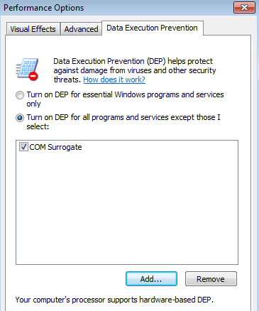 how to fix compattelrunner.exe stopped running windows 7
