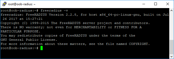 How to Install FreeRADIUS on Ubuntu
